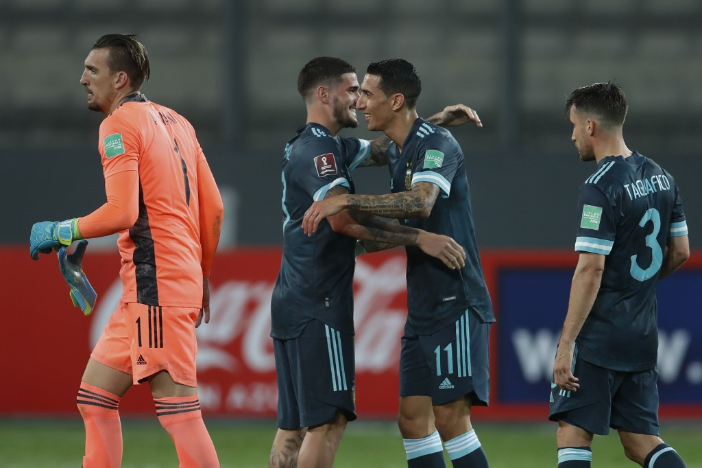 Argentina breeze past Peru in World Cup qualifier