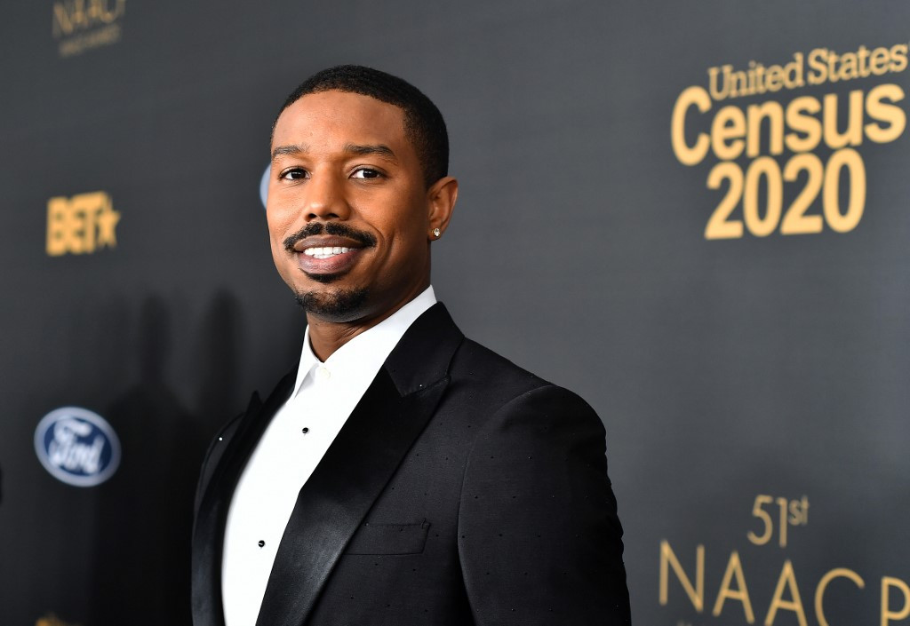 Michael B. Jordan named People's Sexiest Man Alive 2020
