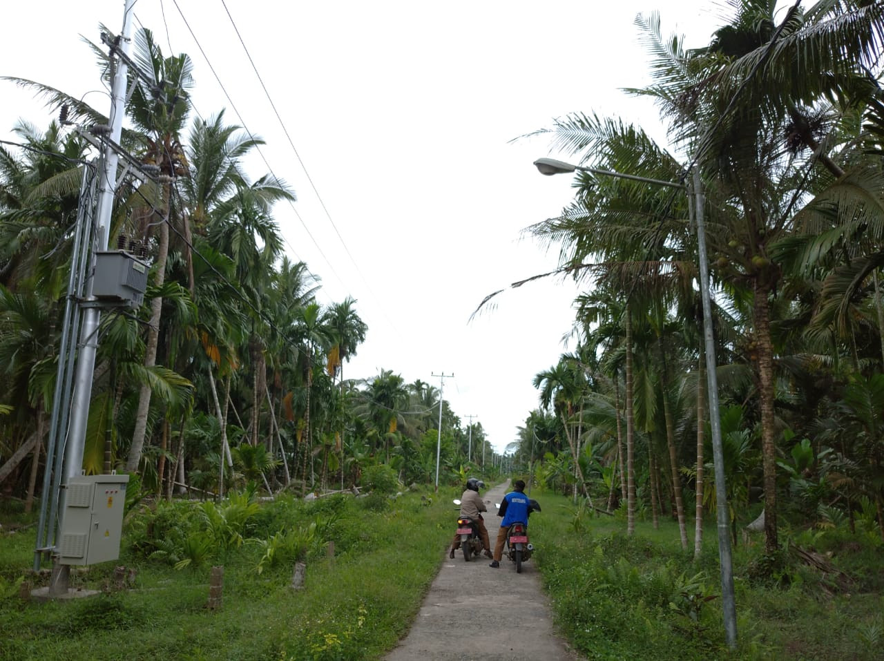 Short-circuited by red tape, companies struggle to electrify remote areas in Indonesia