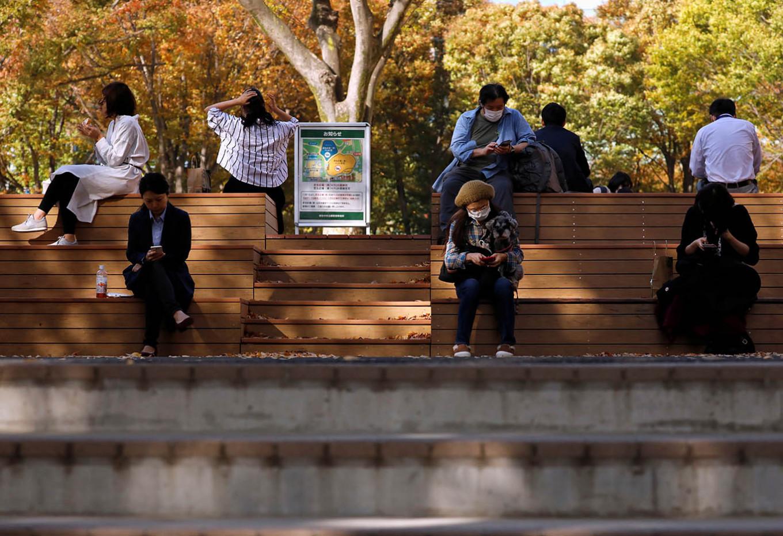 Pandemic reveals hidden poverty in wealthy Japan