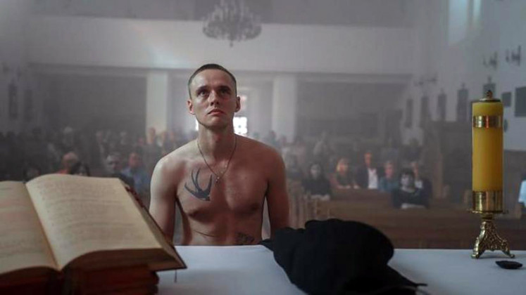 Spiritual fervor: 'Corpus Christi', Poland's entry for Best International Feature at the 92nd Academy Awards, is about a released criminal who poses as a village priest out of his own wish to become one.