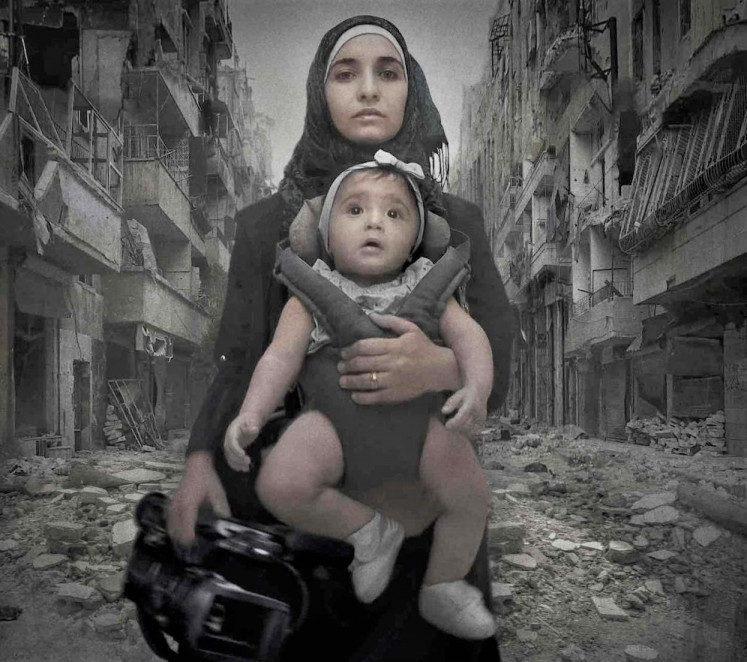 Survivor: The 2019 documentary 'For Sama' profiles Syrian journalist and activist Waad Al-Kateab, following her journey raising her daughter Sama Al-Kateab in war-torn Syria.