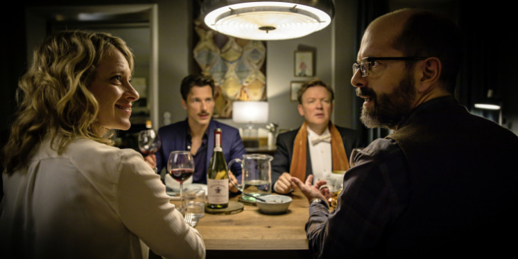Fresh twist: German comedy 'How About Adolf' lampoons the country's contemporary attitudes about its past.