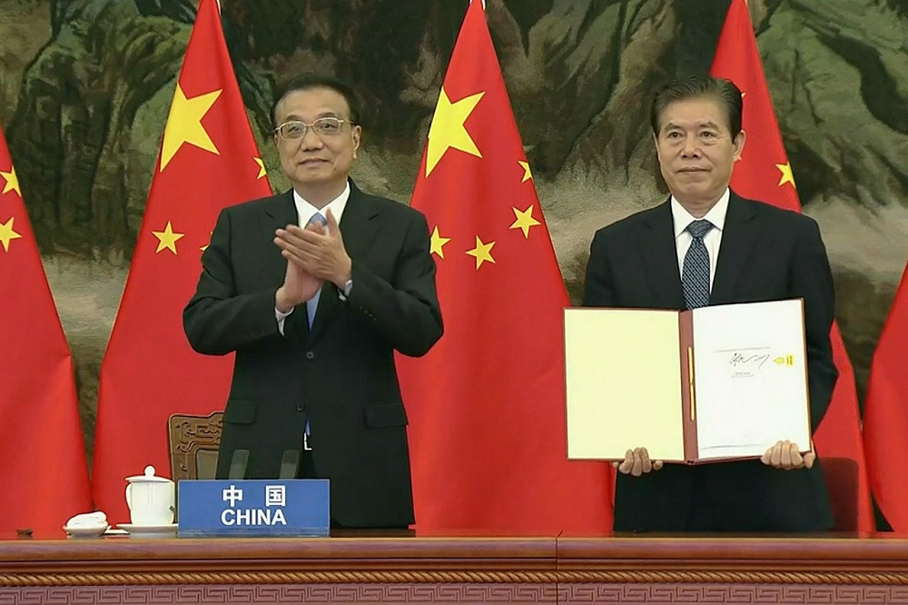 RCEP: Historic milestone for ASEAN centrality
