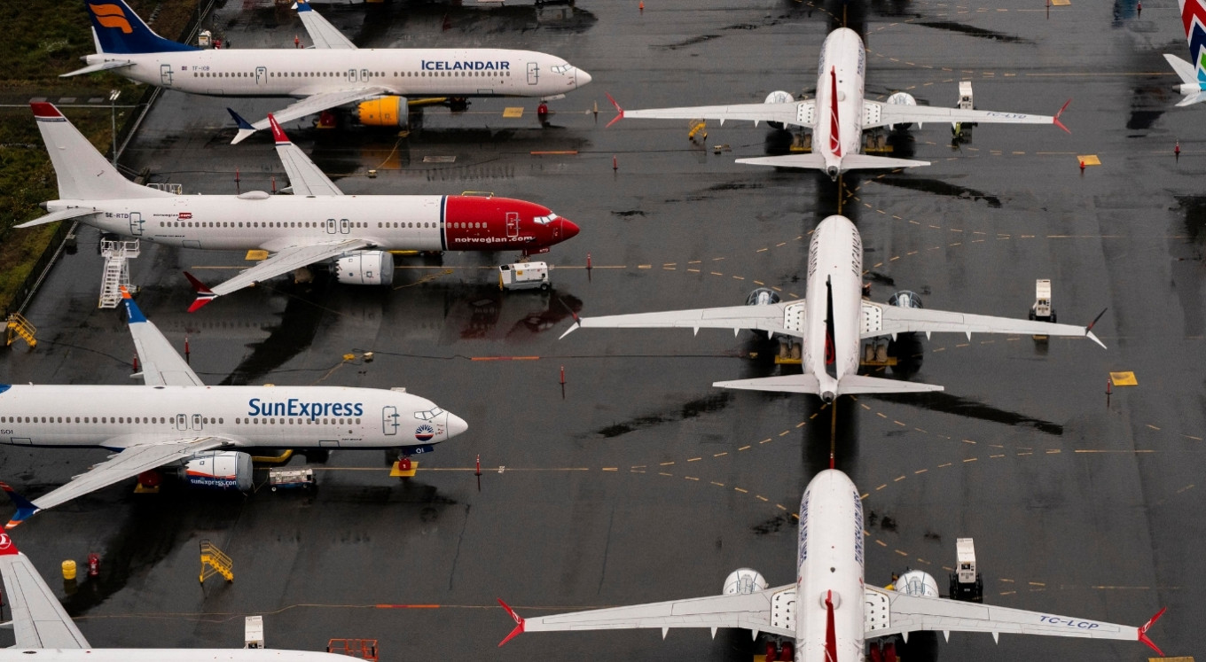 Boeing 737 MAX cleared for takeoff: FAA