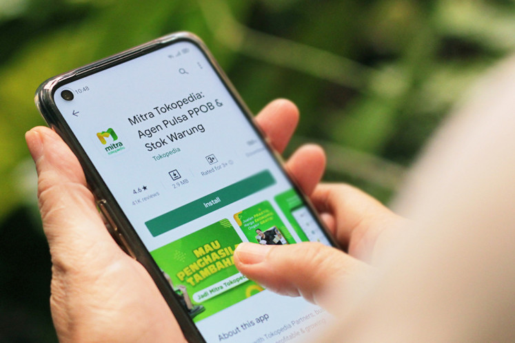 Mitra Tokopedia ecosystem, launched in 2018, sought to further Tokopedia's mission to help Indonesian micro, small medium enterprises (MSMEs) accelerate their digital transformation.