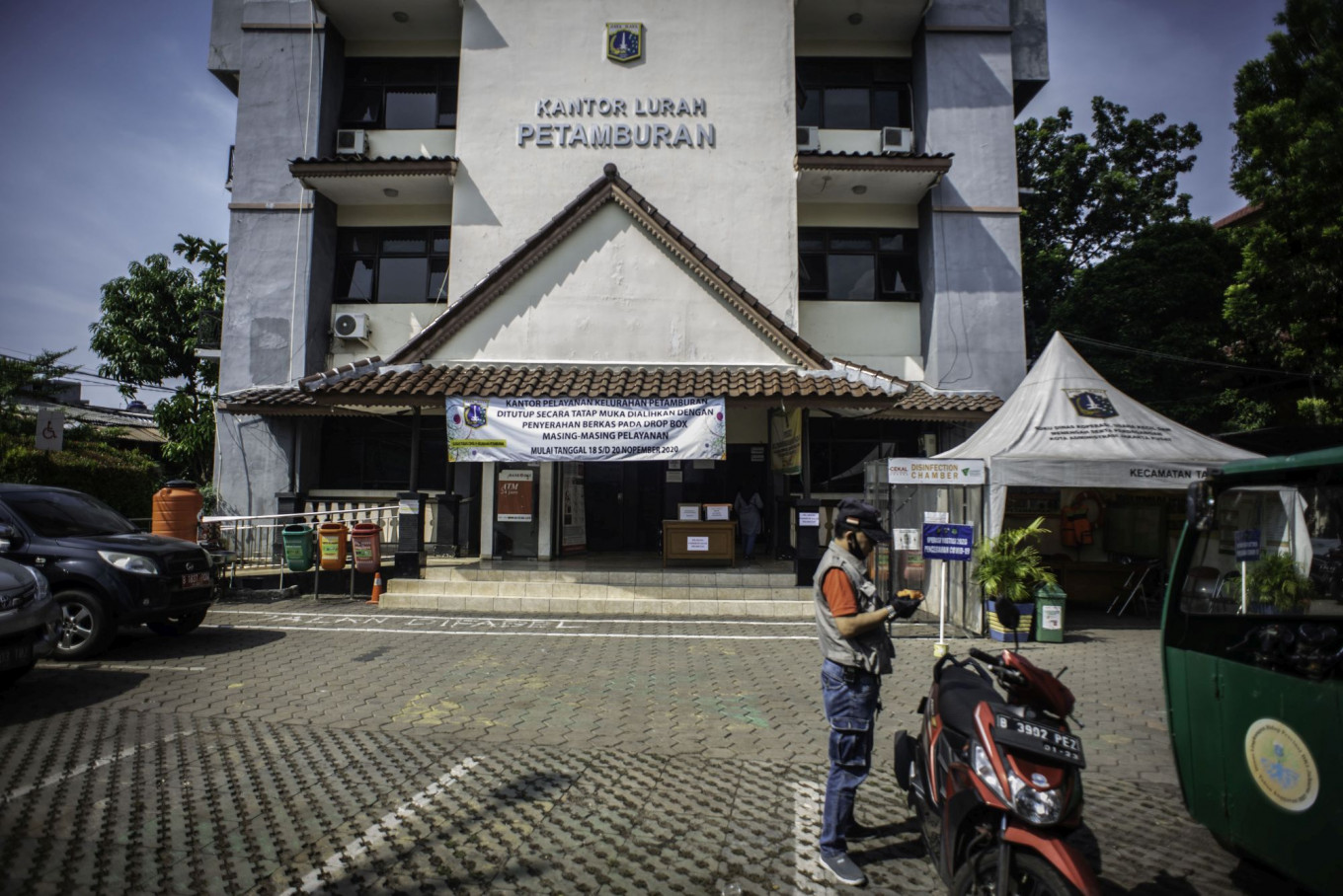 New cases emerge in Jakarta in the wake of mass gatherings