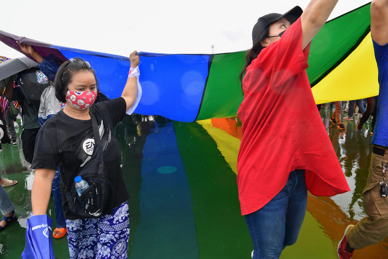 LGBTQ support lends 'new taste' to Thai politics