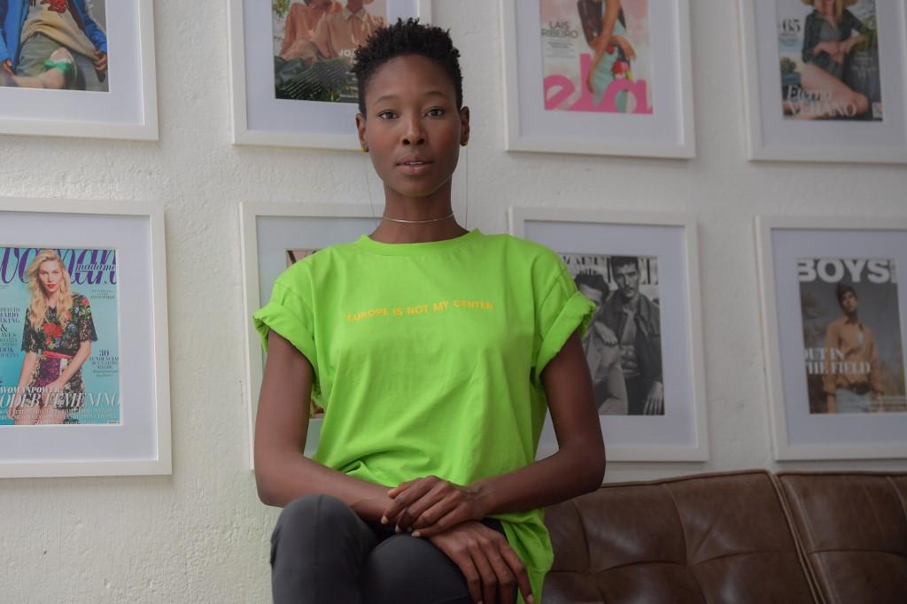 Black models increasingly visible on Brazil's catwalks