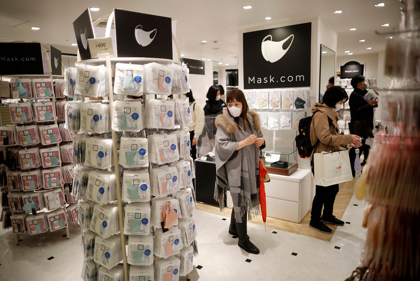 Japan's capital sees prices fall most in over eight years as COVID-19 pain persists