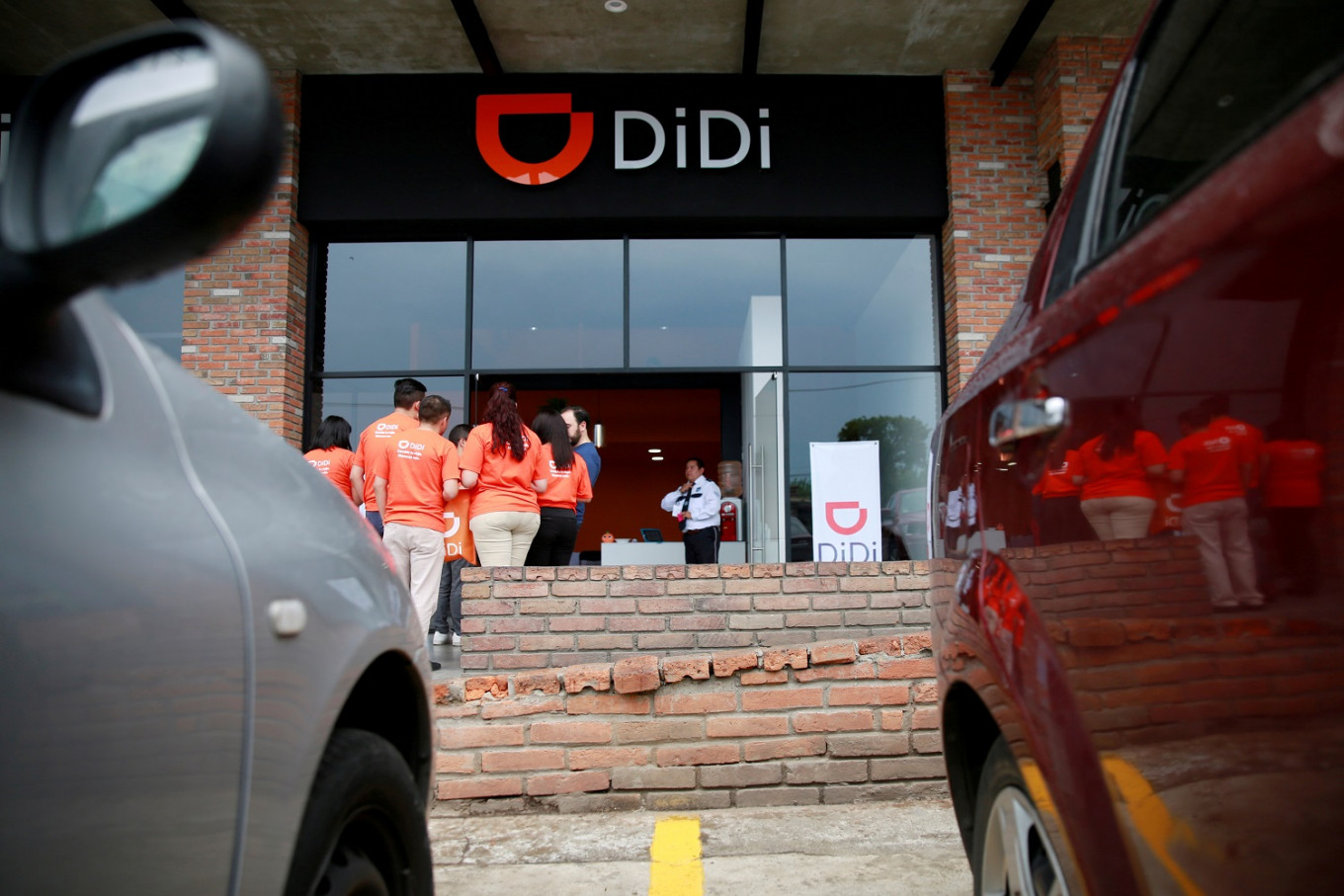 Didi launches service in Mexico for women to select only female passengers