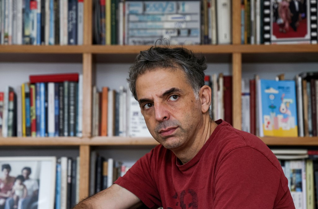 Top Israeli writer enjoys pandemic-fueled creative surge