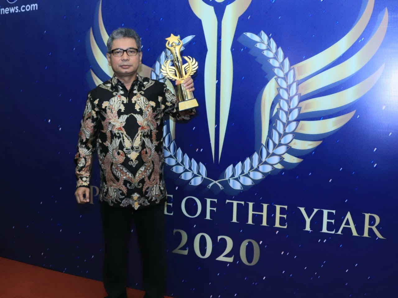 BRI president director named Best CEO of the Year