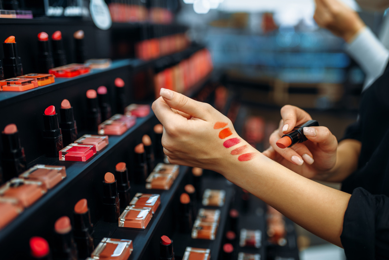 Swatch no more? Pandemic may spell end of in-store cosmetic samples