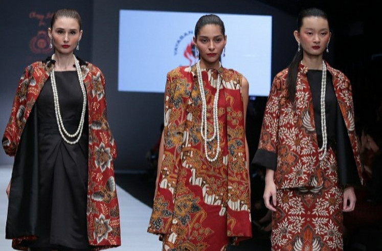 JFW 2021: Designers elevate tradition to virtual runway