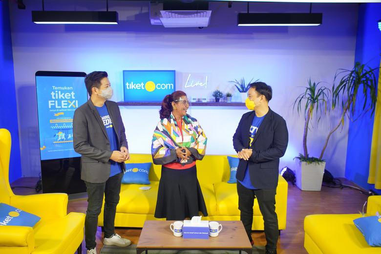 Susi Pudjiastuti and tiket.com encourage revival of Indonesian tourism