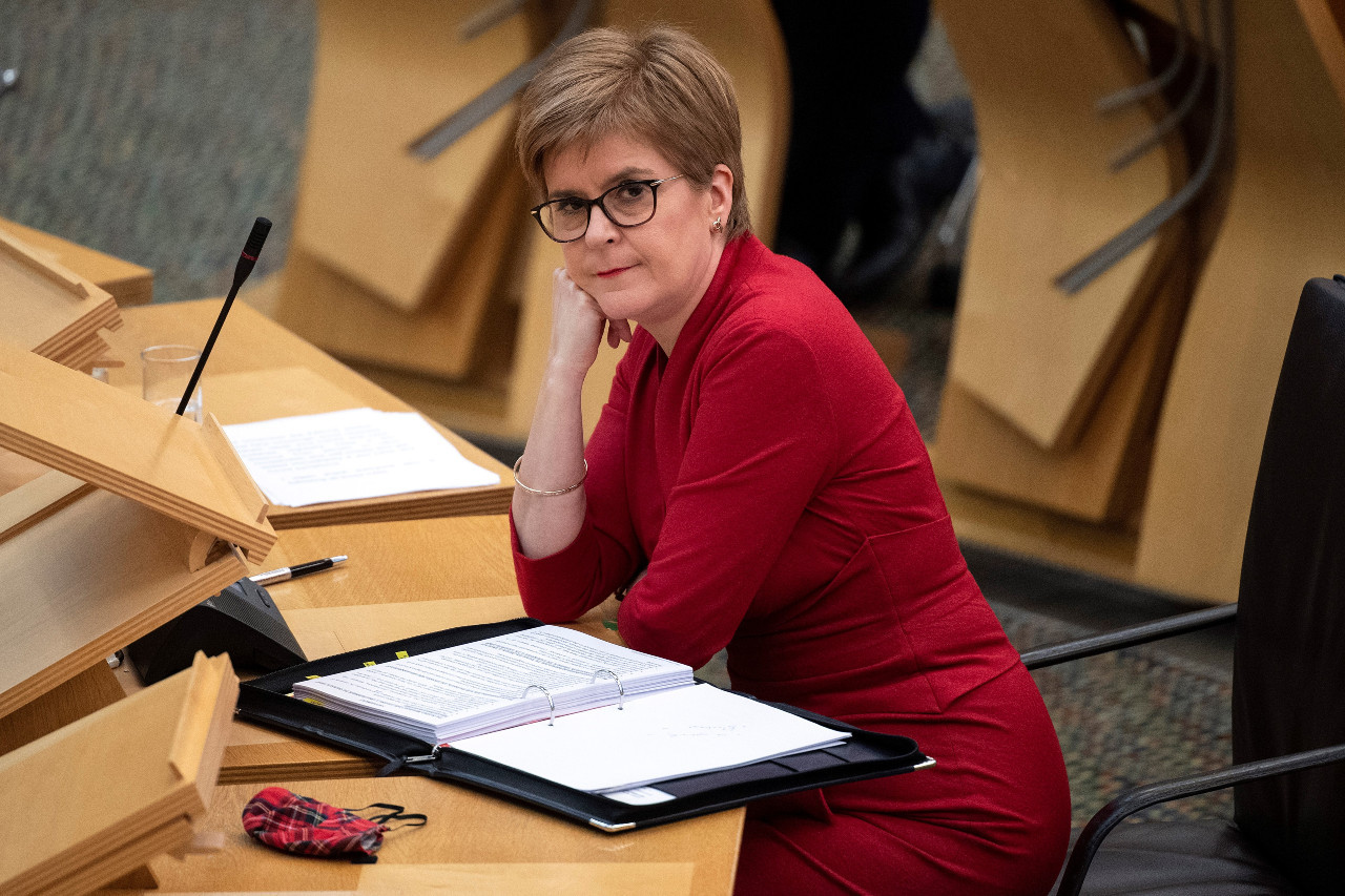 Scotland's Sturgeon puts UK on independence warning: We want a referendum soon