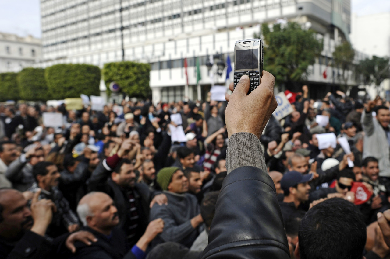 How the Arab uprisings were weakened by online fakes