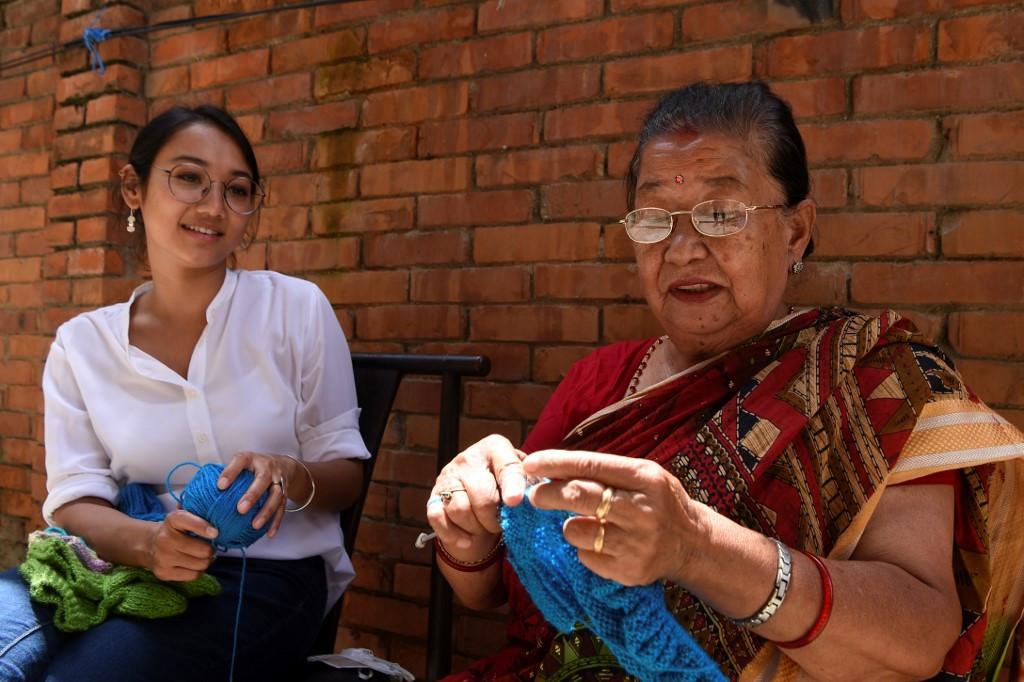 Handmade with love: Nepali takes grandma's socks to the world