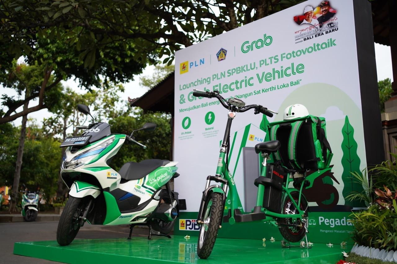 Grab strengthens Indonesia's EV ecosystem