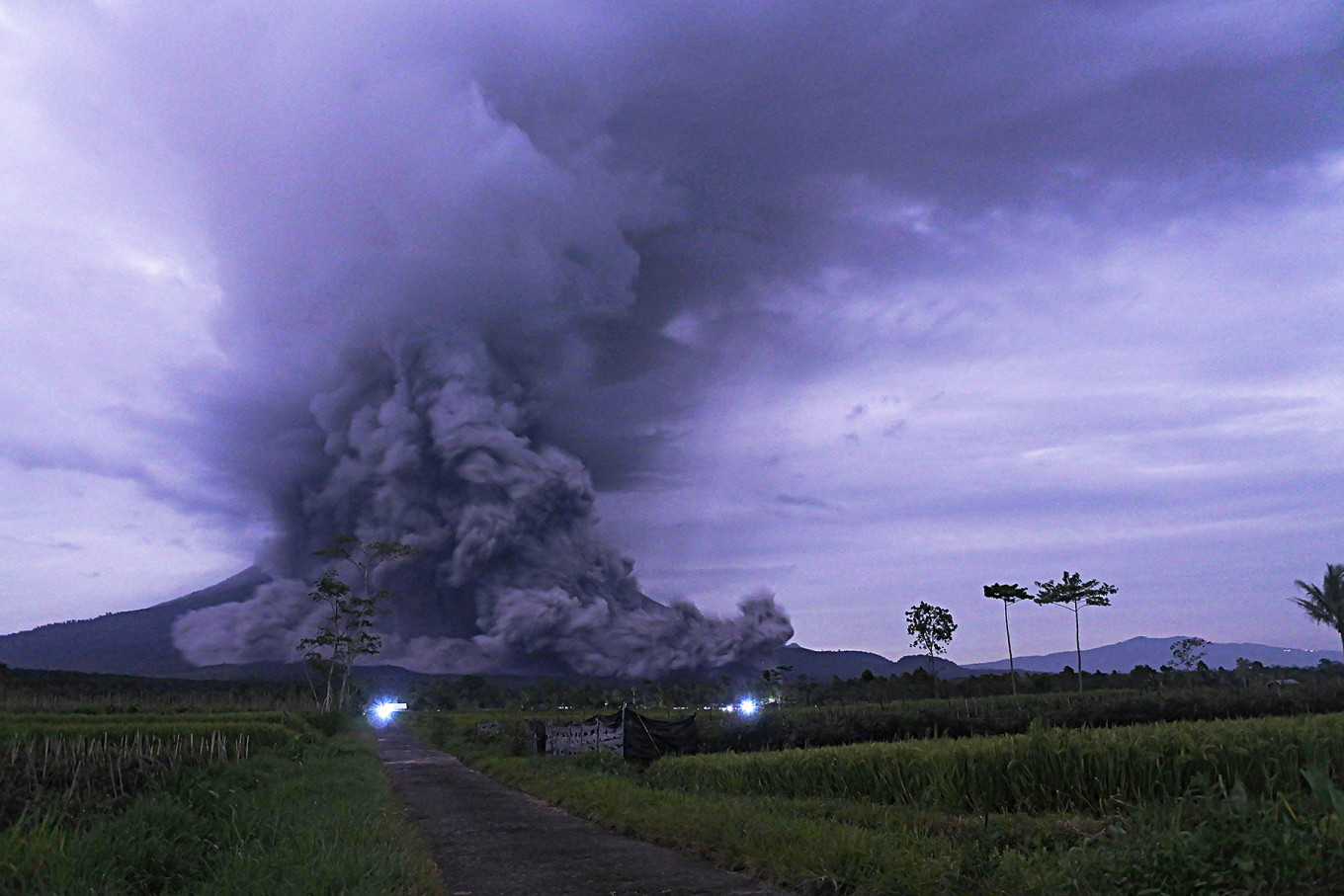 [DISCOURSE] Local governments' readiness key to community resilience around volcanoes