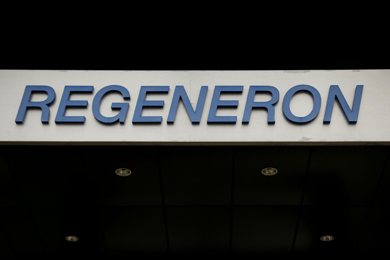 Germany to use Regeneron drugs touted by Trump