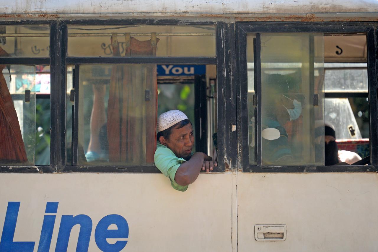 Bangladesh begins controversial transfer of Rohingya to island