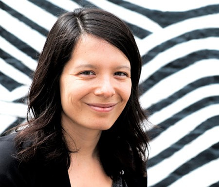 Drawing life: Illustrator Aimee de Jongh started out as a comic artist for a daily newspaper before moving on to create works with more serious themes like refugee living and grief.
