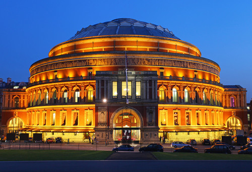 London's Albert Hall to reopen after virus closure