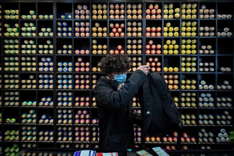 'We all survived': Wuhan artists keep virus memories alive