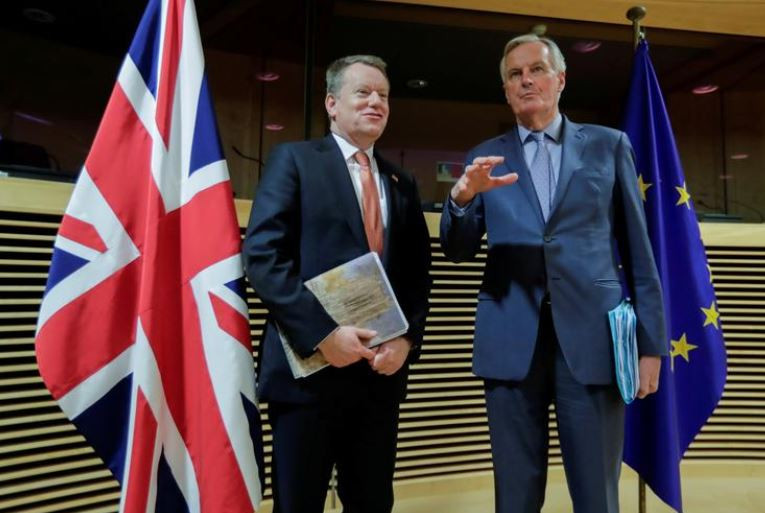 Explainer: Huge consequences loom over EU-UK trade talks