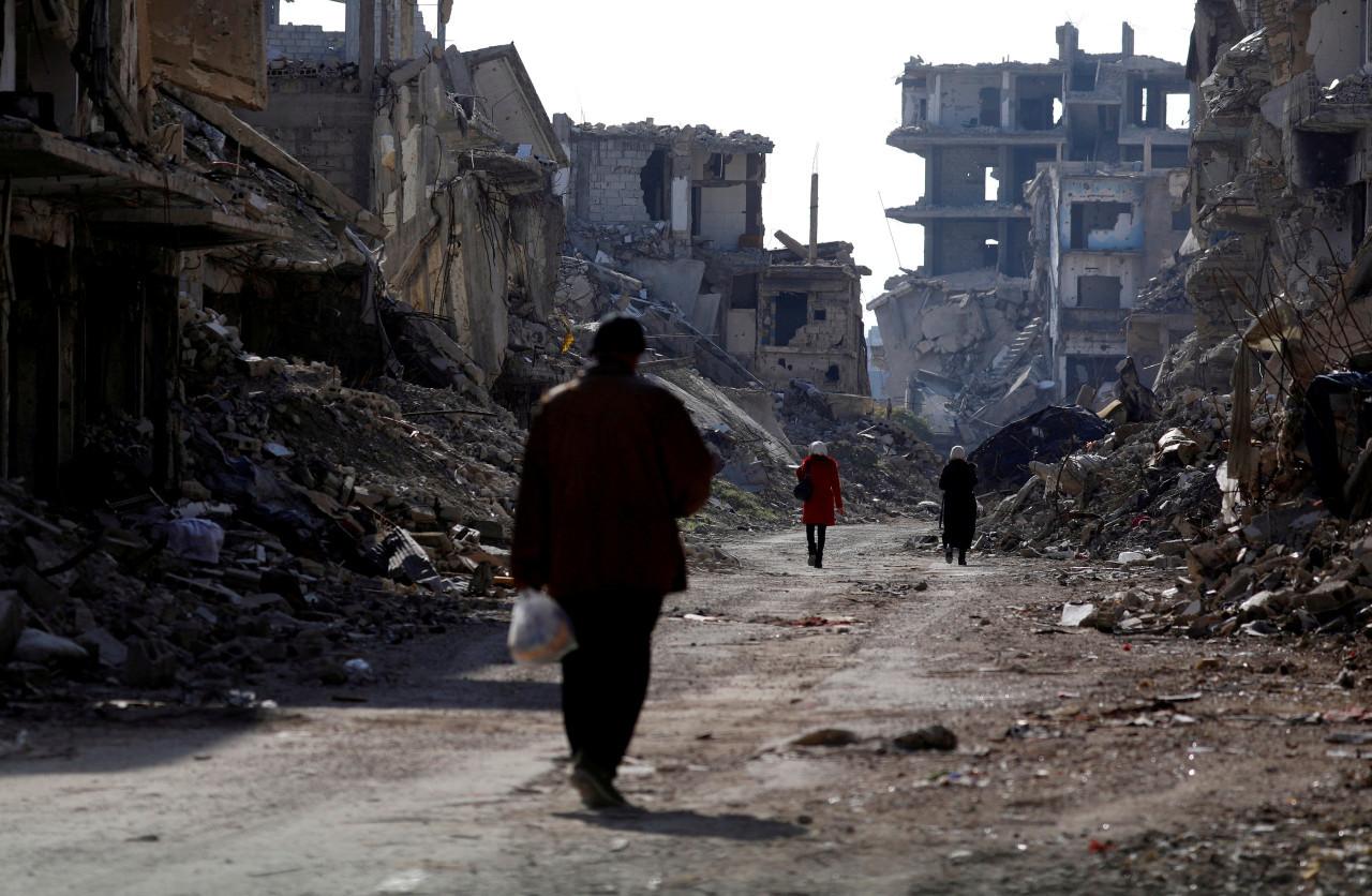 Syria war deaths reach 387,000 in slowest annual increase: Monitor