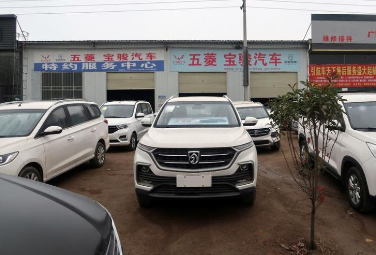China leads auto industry recovery with beyond-expectation sales