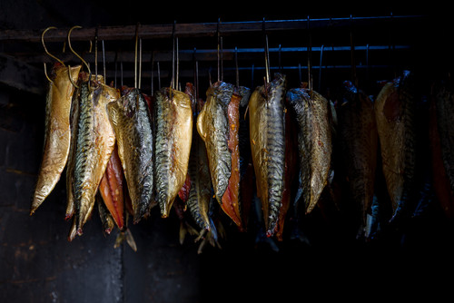 German travel agency hooks customers with smoked fish