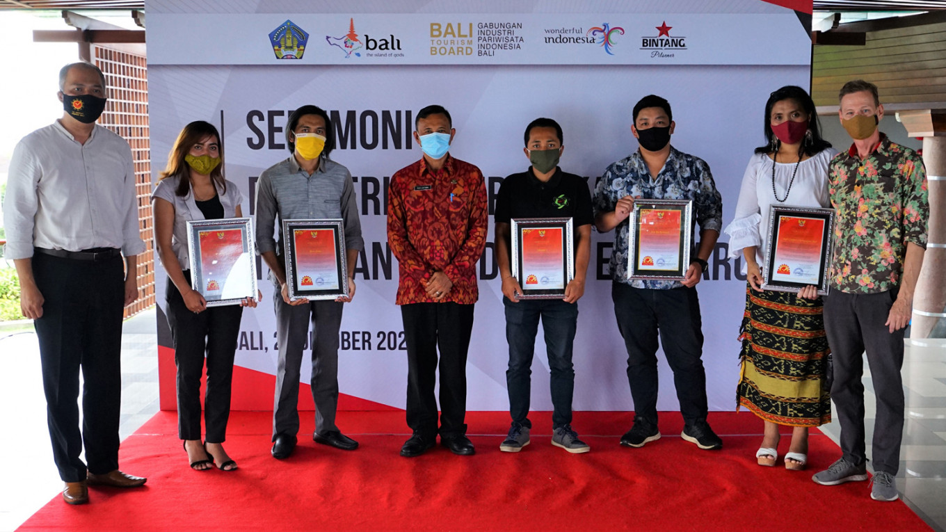 Bir Bintang supports health and hygiene initiative to revive Bali tourism