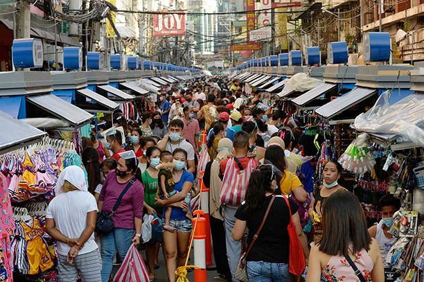 Philippines to ban foreigners for 1 month, cap entries as virus surges