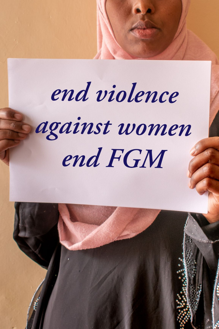Stop now: Some 200 million girls and women alive today have suffered from some form of genital mutilation in 31 countries.