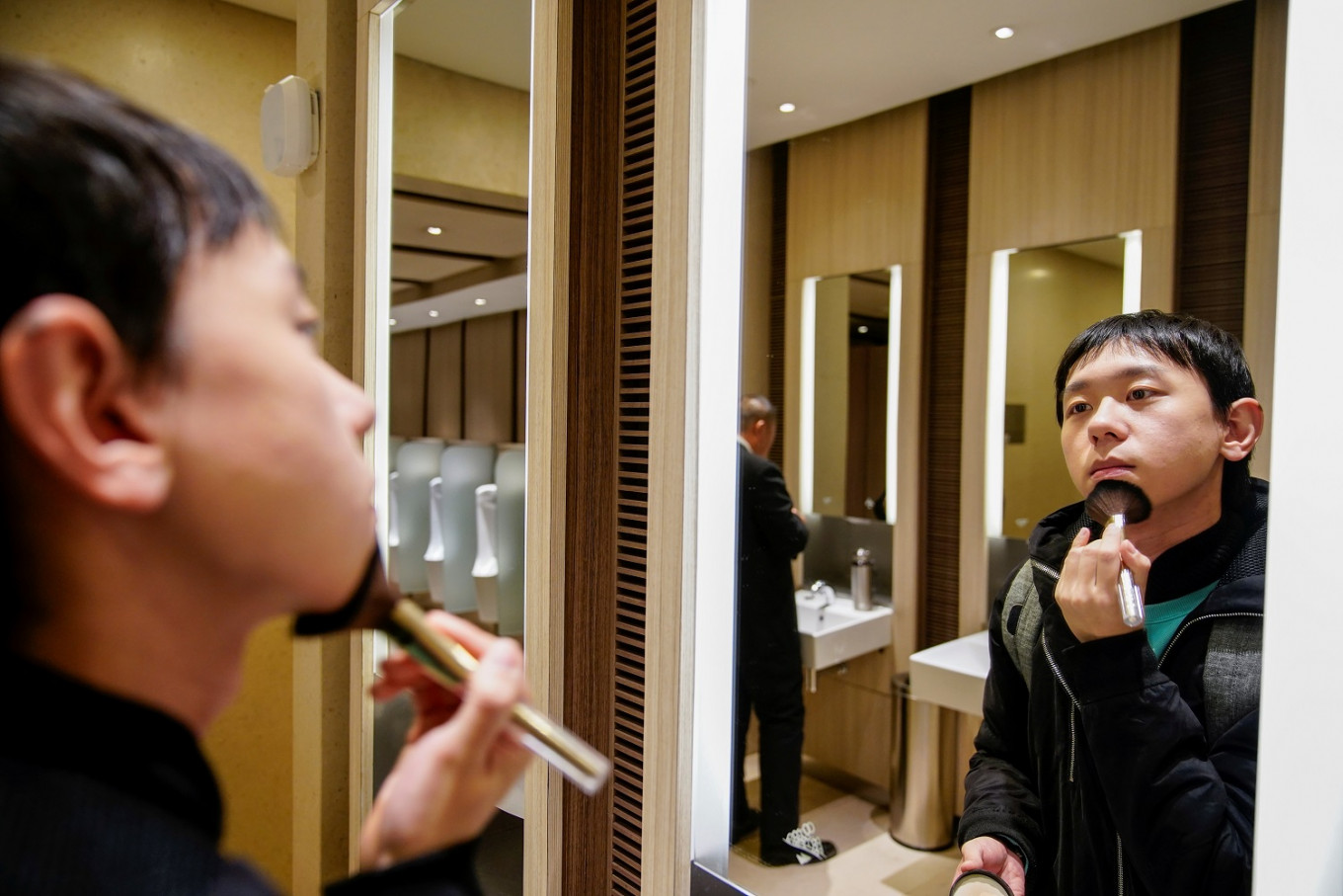 Face value: In China men's skincare boom, startups, global investors seek rich glow