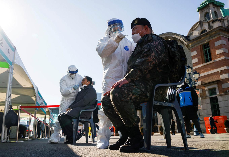 Hong Kong and South Korea start coronavirus vaccination drives