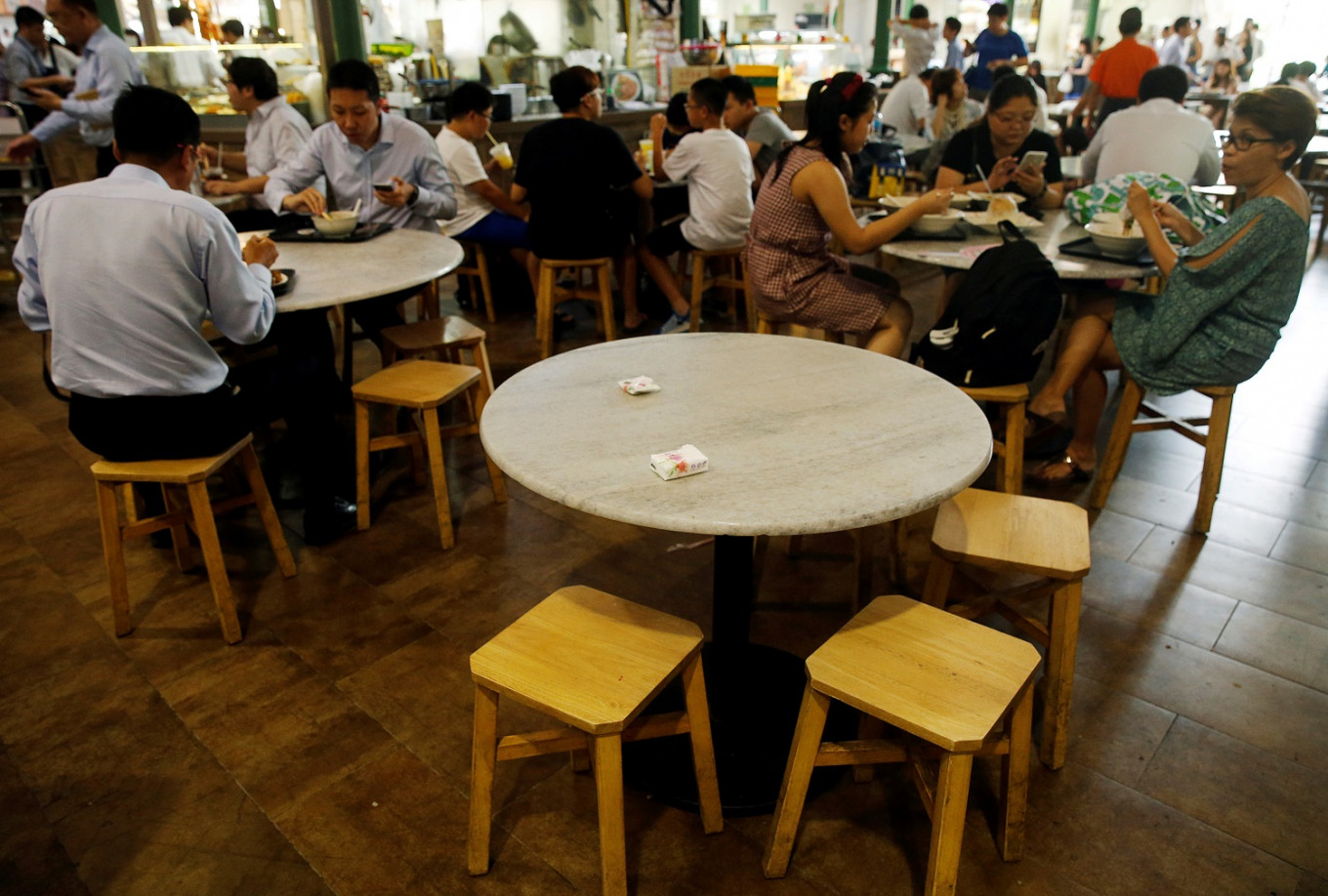 Singapore's foodie 'hawker' culture given UNESCO recognition