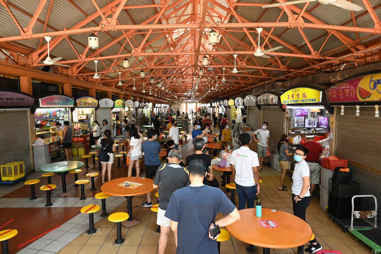 Singapore's virus-hit economy suffers worst decline in 2020