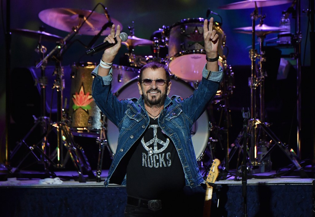 An EP, a book and some paints: Ringo Starr's long and winding self-quarantine