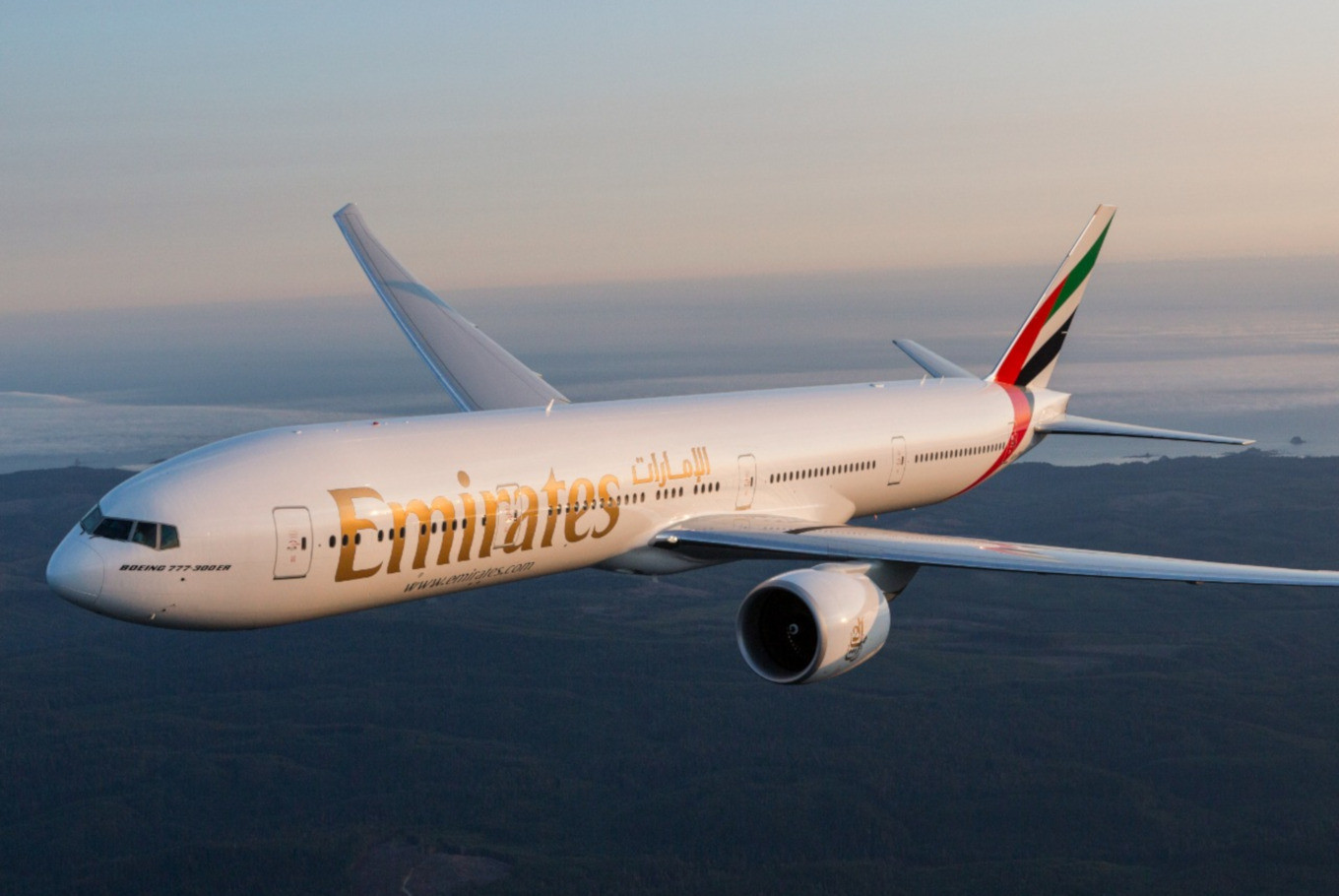 Emirates airline optimistic about steep recovery after COVID-19 vaccine