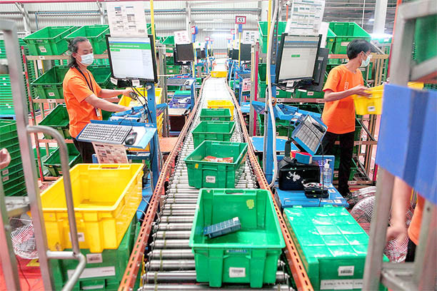 E-commerce boosts the logistics sector in Indonesia