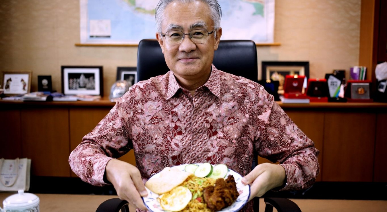 Sayonara, Ambassador Ishii!