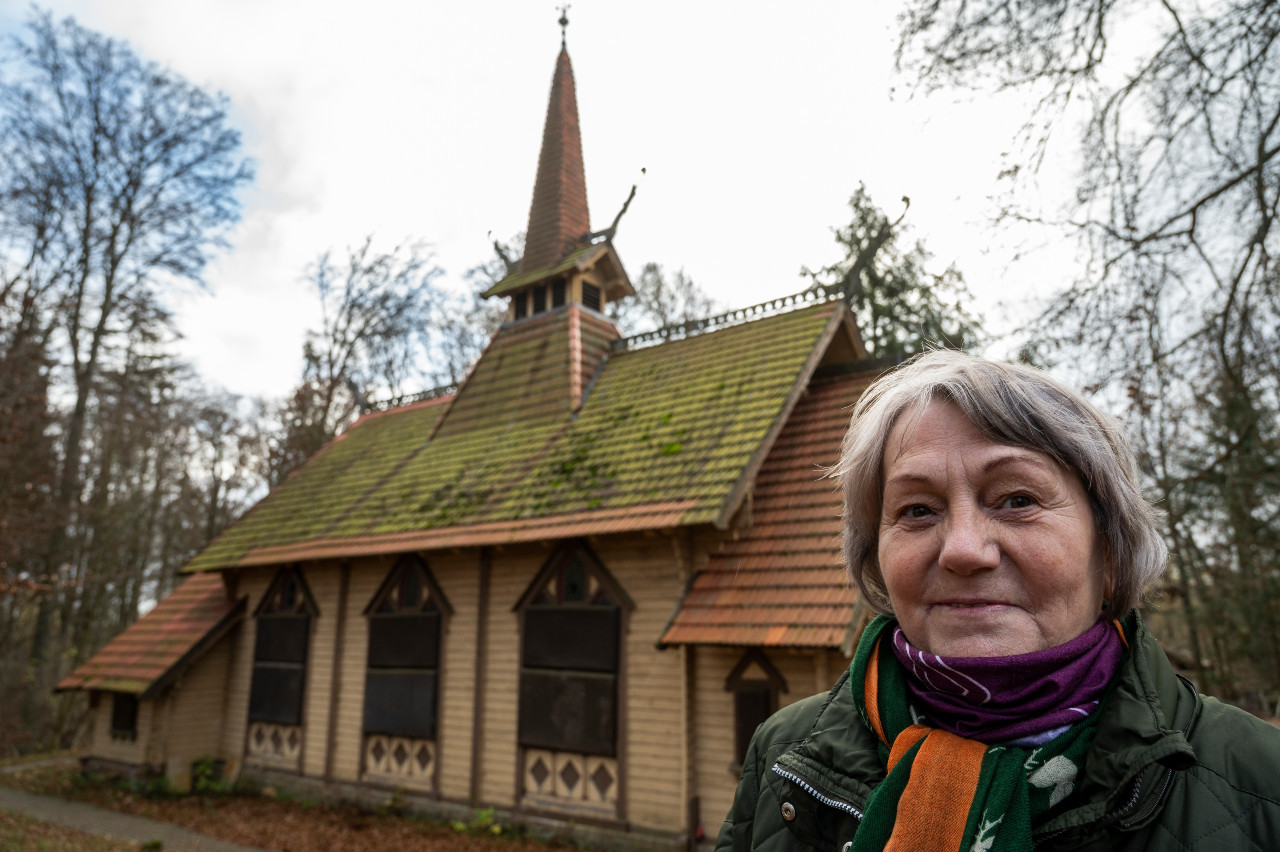 Atheists to save historic wooden German church plank by plank