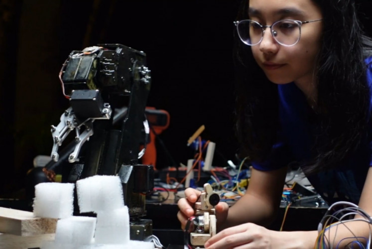 Indonesian students among winners of World Robot Olympiad