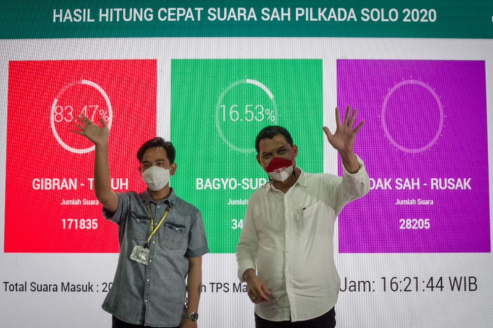[COMMENTARY] Jokowi is smarter than SBY in building political dynasty