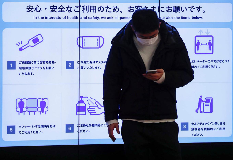 Pandemic raises Japan suicide rate after decade of decline