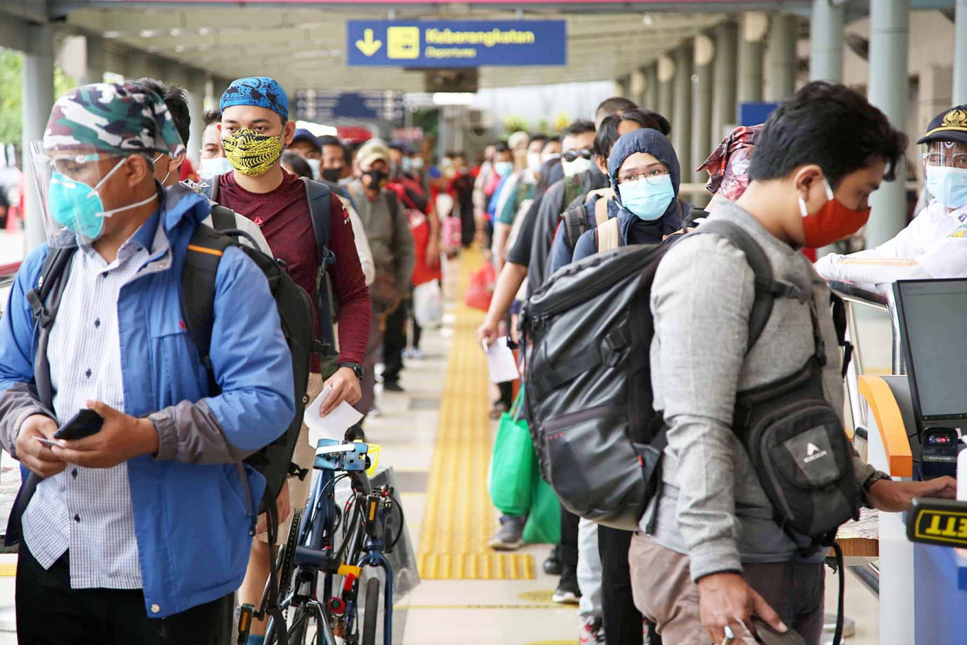 Ministry reports drop in mobility during year-end holidays